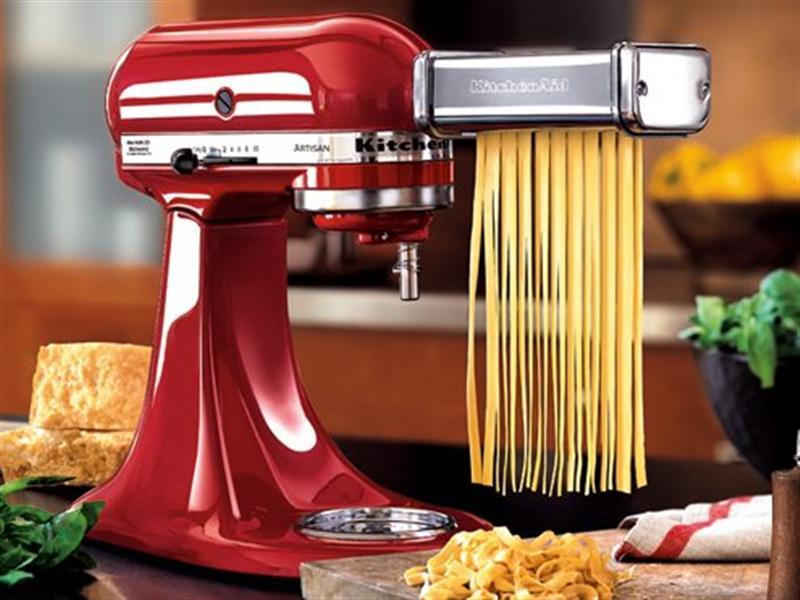 Kitchen aid fettuchini maker