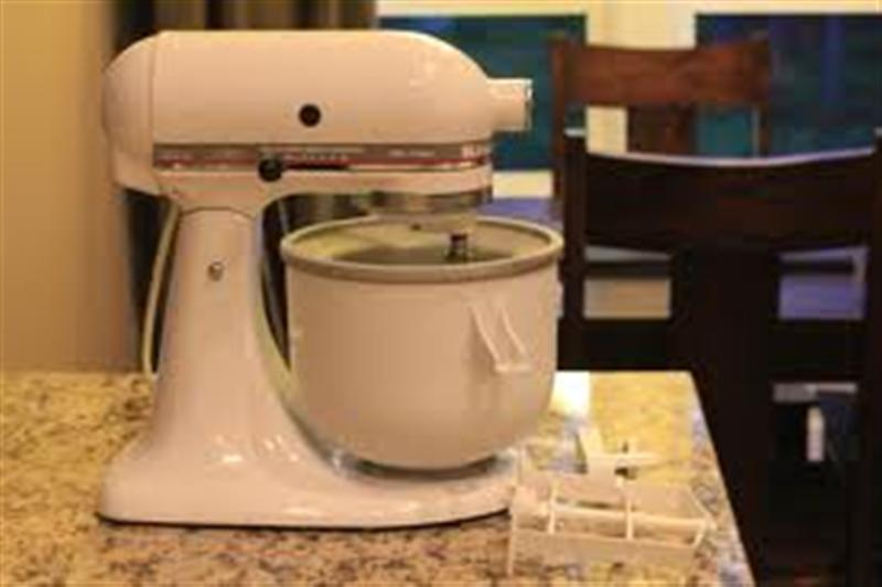 kitchenaid ijs maker
