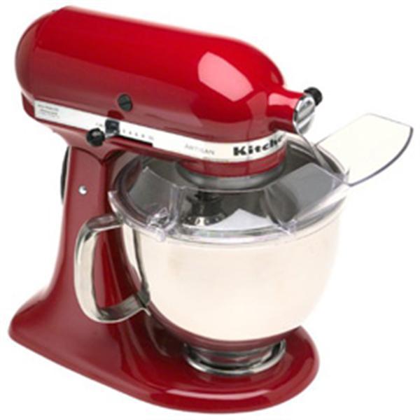 kitchenaid mixer rood