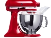 Fel rode kitchen aid machine
